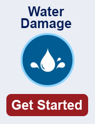 water damage cleanup in Hutchinson TN